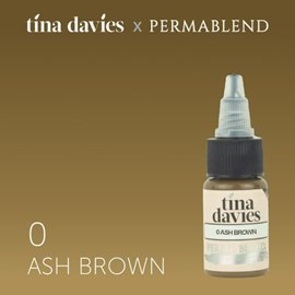 "Perma Blend ""Tina Davies 'I Love INK' 0 Ash Brown"""