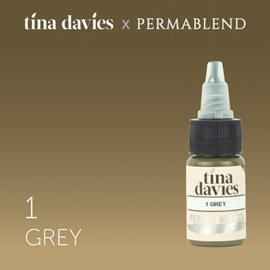 "Perma Blend ""Tina Davies 'I Love INK' 1 Grey"""