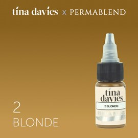 "Perma Blend ""Tina Davies 'I Love INK' 2 Blonde"""