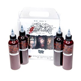 World Famous Ink Joel's Bloodwork Set 4oz