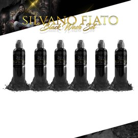 World Famous Ink Silvano Fiato Shading Set