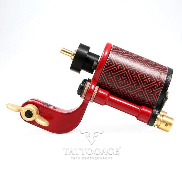 W.T.E. Direct Drive-2 Red-Black